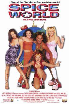 The Stuff stuff stuff _ die sachen _ les trucs des années 90 _ cosas de los 90 _ the fashion, the aesthetic, the style, the men, Bedroom Wall Collage, Photo Wall Collage, Room Posters, Poster Wall, Movie Posters, Poster Prints, Spice Girls Movie, 1990s Nostalgia, Images Esthétiques