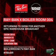 #RBxBR #SXSW