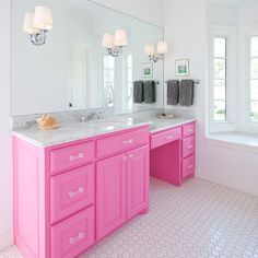Pink Design Ideas, Pictures, Remodel, and Decor - page 3