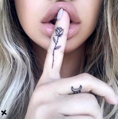 Tiny finger tattoos for girls; small tattoos for women; finger tattoos with meaning; Girly Tattoos, Little Tattoos, Pretty Tattoos, Mini Tattoos, Beautiful Tattoos, Body Art Tattoos, Tatoos, Word Tattoos, Arabic Tattoos