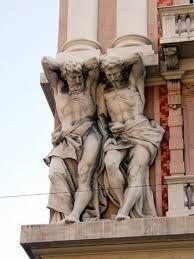 Genova, cariatidi ..- Cerca con Google