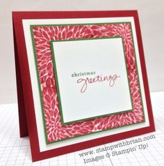 Betsy's Blossoms, Endless Wishes (photopolymer), Stampin' Up!, Brian King