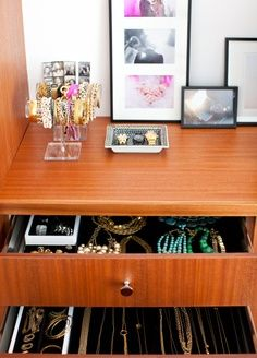 Time for some spring cleaning! | #jewelry organization