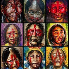 Here is the Kayapo Series mentioned in the previous post.  By buying one of…