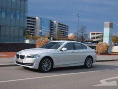 [BMW 520d] Mit dem 520d beginnt bei BMW der Einstieg in die Oberklasse. Ob auch Oberklasse-Feeling aufkommt, zeigt er in unserem Test. #bmw #5er