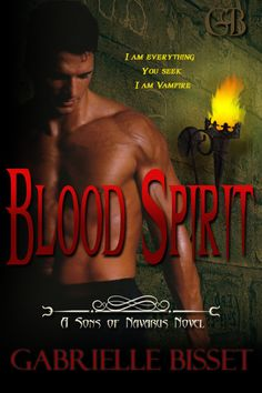Cover of Blood Spirit