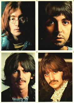 Let it be-four of my biggest heroes! Beatles One, Beatles Albums, Beatles Photos, John Lennon Yoko Ono, Music Genius, The White Album, Music Images, Rock Legends, Music Film