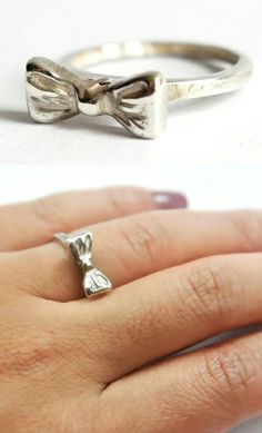 Beautiful Bow Ring