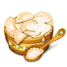 Lasagne al forno — Steemit Drink Icon, Bowl, Food Illustrations, Recycling Bins, Spoon Rest, Tableware, Recipes, Ukraine, Folk Art
