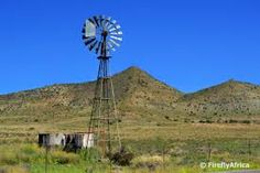 The windpomp is one of the icons of the Karoo Heartland and as part of the landscape as Karoo koppies, sheep and Angora goats and a good . Port Elizabeth, Wind Turbine, South Africa, Landscape, Image, Google, Projects, Ideas, Blue Prints