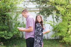 Fabulous real life moment when Pregnancy is revealed to the Dad. Great idea for any new mommies. What makes it even sweeter is that it was caught on film and you can see the facial expressions as he realizes he will be a 1st time dad. #PregnancyReveal #GCBC