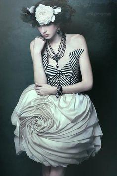 Emily Soto high fashion