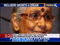 News X : Aruna Roy resigns from Sonia Gandhi-Led NAC