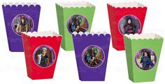 Descendants TREAT BOX