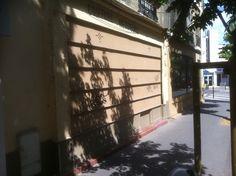 Le salon de coiffure de Mohammed de Boulogne-Billancourt a fermé. Après 35 ans. Bonne retraite Mohammed !