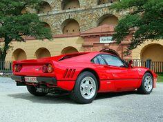 Ferrari 288 Gto, Ferrari Car, Exotic Sports Cars, Exotic Cars, My Dream Car, Dream Cars, Car Man Cave, Unique Cars, Car Engine