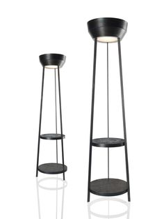 With an unfinished, roughly artisanal appearance. #heavymetal #diesel #foscarini