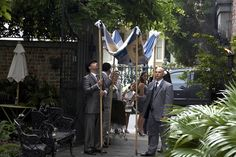 Processional with Chuppah