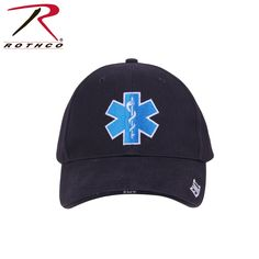 Deluxe Star of Life Low Profile Cap  Only $8.09  *Price subject to change without notice.