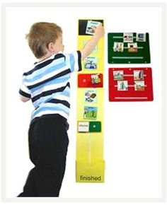 PediaStaff Resources - Visual Supports for Children with Down Syndrome - featured October 18, 2011