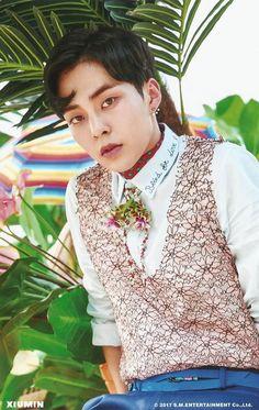 Xiumin-The War Photoshoot Kim Minseok Exo, Exo Kokobop, Baekhyun Chanyeol, Kaisoo, Kris Wu, Kpop, Got7, Exo 2017, Exo Album