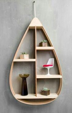 Lovely pear shelf
