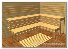 полки в сауне - Поиск в Google Portable Sauna, Outdoor Sauna, Steam Sauna, Sauna Room, Apartment Interior Design, Furniture, Woods, Decorations, Home Decor