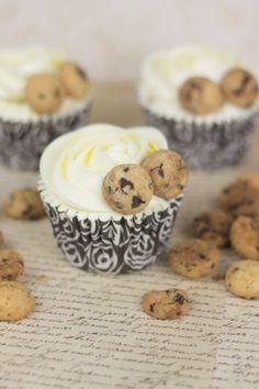Objetivo: Cupcake Perfecto.: Cupcakes de Cookies... ¡¡Abstenerse golosos!! ¡¡Provocan adicción!!