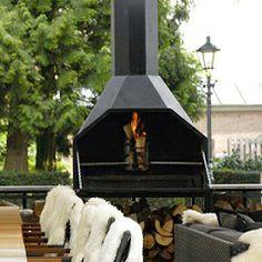Steek je Home Fire Braai aan en ervaar het gemak en de gezelligheid van koken op hout. www.comforttrade.nl