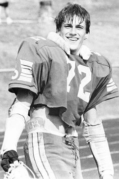This Is What Emmy Nominees Looked Like In High School #refinery29  http://www.refinery29.com/2015/09/93992/celeb-yearbook-pics-before-they-were-famous#slide-32  Jon Hamm What a stud! Of course Mr. Hamm was on his varsity football team. he former Mad Men star looks paparazzi-ready in a field shot from his senior yearbook at school in St. Louis, 1989. ...