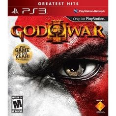 Amazon.com Product Description           God of War III is a single player action game, exclusive to the PlayStation 3, and the final installment of the God of War trilogy. Containing signature and addictive God of War gameplay  a combination of over-the-top action combat, exploration and puzzle-solving  along with an engrossing mythologically inspired storyline and a selection of new weapons and a new weapons system, it is a fitting conclusion to the much praised God of War
