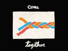 Come Together Reunion Postcard. Purchase the digital file and print out any quantity. Get the family together fashionably with this invitation from Reunions magazine!