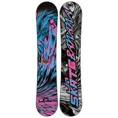 Snow board! Can't wait to learn