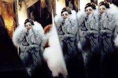 Minerva Is A Diva - Coco Rocha by Kristian Schuller for L'Officiel Italia