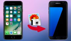 Transfer #photos and #images from #iPhone to #Android without #computer. Follow this simple method and move photos/images from iPhone to Android via #WiFi