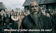 VIKINGS  : johnwgrey:   Look at these people! They no longer...
