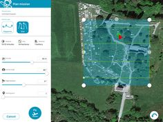 DJI, maker of unmanned aerial vehicles, and DroneSAR, anIrish tech start-up forsearch and rescue, on Thursday announced a new search and rescue app that seamlessly integrates a drone's unique aer…