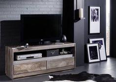 TV-Board Sheesham 120x40x50 smoked oak lackiert SHIELD #214 Jetzt bestellen unter: https://moebel.ladendirekt.de/wohnzimmer/tv-hifi-moebel/tv-lowboards/?uid=2c9c85ef-839b-5489-85e0-e74ae6dd3d12&utm_source=pinterest&utm_medium=pin&utm_campaign=boards #tvlowboards #wohnzimmer #tvhifimoebel