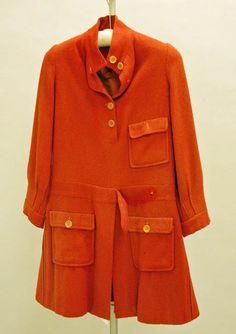 ski jacket lanvin circa 1924-25...