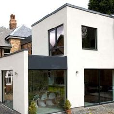 Extension advice | Modern extensions | Extension ideas | PHOTO GALLERY | housetohome.co.uk | Mobile