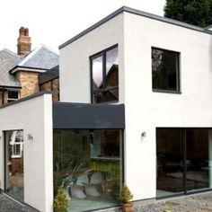 PLAN # 491-2 www.houseplans.com Modern Style House Plan - 3 Beds ...