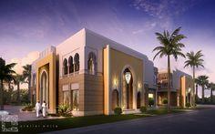 Mr Khalid Alimadi Villa   Atelier White