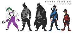 Ha Huy Hoang's Batman Collection!