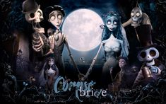 corpse bride | corpse bride - Halloween Wallpaper (26851795) - Fanpop fanclubs