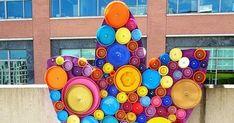 """O Site """"Artesanato com Reciclagem"""" é Sobre a Reciclagem de Latas, Jornal, Garrafa Pet, Caixa de Leite, Vidro, Pallets, Pneus e Outros + Se Inspire!"""
