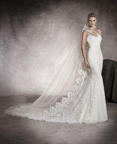 Esperia Spose - Abiti da Sposa - Pronovias  - PRUNELLE - Abiti da Sposa Civitavecchia