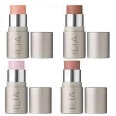 ILIA Beauty Multi-Stick Apply ILIA Beauty's Multi Sticks to cheeks, lips and eyes for a sheer blush of color.