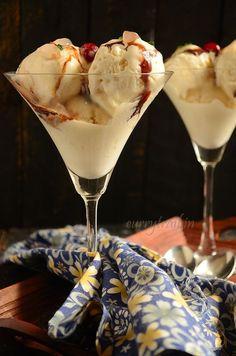 Toddy Palm Seeds Ice Cream