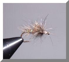 Dipteria31 - Bien débuter la peche à la mouche : L'émergente lièvre et tinsel flash