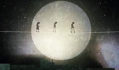 tim burton-y animation. Stop Motion, Tim Burton, Animation, Day, Disney, Movie Posters, Outdoor, Kiss, Slim